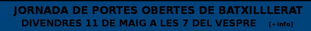Banner de prova